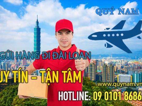 Gửi hàng đi Đài Loan uy tín