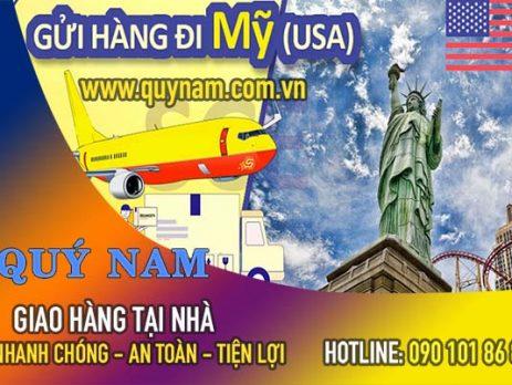 Gửi hàng đi Mỹ tại Đồng Nai